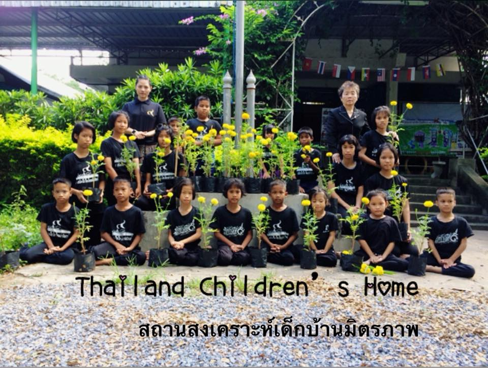 Thailand Children Home slide 7